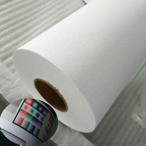 Water based Matte Curl Free Fabric For Retractable Roll Up Banner Stand 63 x40ft