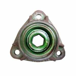 Used Upper Feeder House Shaft Bearing Housing Compatible With John Deere 9400