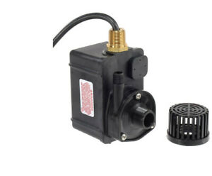 Parts Washer Pump For Chemical Petroleum Based Solvents 115v 180 Gpm