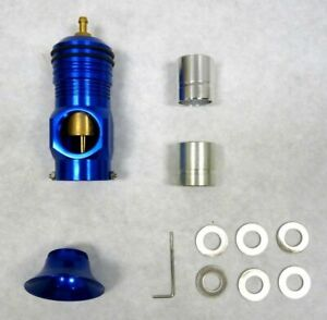 Obx Pressure Tune Universal Aluminum Blow Off Valve Bov For Turbo Charger