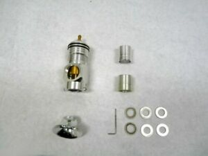 Obx Universal Blow Off Valve For Turbo Charger Pressure Tune Silver