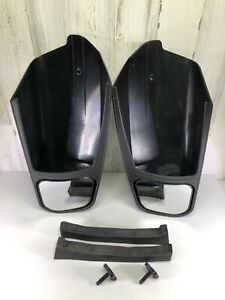 For Toyota Tundra 07 15 Driver Passenger Side Towing Mirrors Extension Set