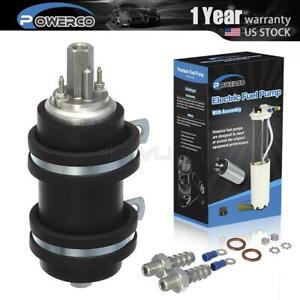 255lph High Pressure Inline External Fuel Pump For Turbocharged Supercharged Car
