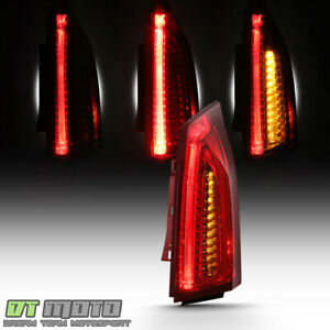 Right 2013 2018 Cadillac Ats Sedan Led Tail Light Replacement Passenger Side