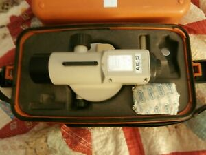 Nikon Ae 5 Engineers Automatic Level W case