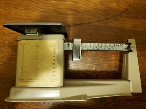 1986 Usps 1lb Postage Scale
