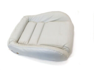 New 94 95 Genuine Ford Mustang White Seat Cushion Cover F4zz6360052cd0