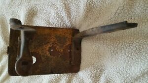 1946 1948 Ford Mercury Coupe Battery Box Tray Original Vintage