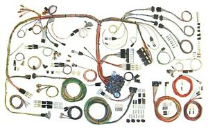 1970 74 Dodge Challenger Plymouth Barracuda American Autowire Wiring Harness