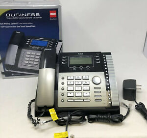 Rca Visys 4 line Model No 25423re1 a Business Office Phone Telephone