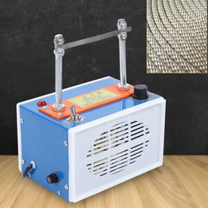 Hot Knife Rope Cutter 35w 50 300 Foam Cut Ac 110v 60hz Heating Machine New