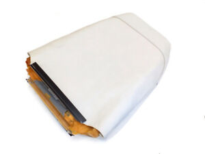 New 94 95 Genuine Ford Mustang White Seat Cushion Right F4zz6360136cc0