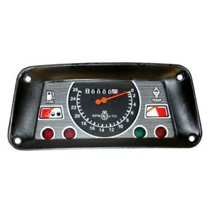 Instrument Gauge Cluster E5nn10849ba For Ford Tractors 2000 3000 4000 5000 7000