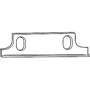 179759c1 Wear Plate Fits Ford 501 Sickle Mowers