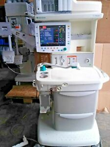 Ge Datex Ohmeda S 5 Avance Anesthesia Machine With Ventilator