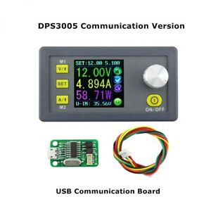 Dp30v5a Led Constant Voltage Current Step Down Programmable Power Supply Module