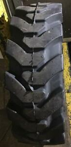 4 Tires With Wheels 30x10 16 10 16 5 Solid Skid steer Loader Tire 301016
