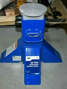Otc 1783 Adjustable Support Stand Jack Stand 20 Ton Brand New