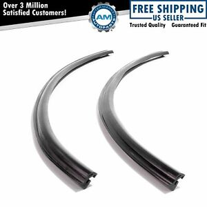 Quarter Window Rubber Weatherstrip Seals For Dodge Plymouth 2 Door Hardtop