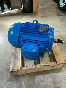 Weg 3 Hp 860 Rpm 215t Frame Electrical Motor Hazardous Location