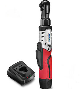 Acdelco G12 12v 3 8 Brushless Cordless Ratchet Wrench 65 Ft lbs Arw1210 3p