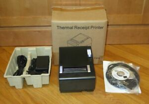 Tm200 Retail Receipt Thermal Printer Parallel Epson Esc pos Compatible
