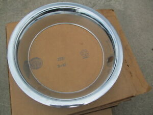Corvette 15x8 Nos Gm Rally Wheel Trim Rings