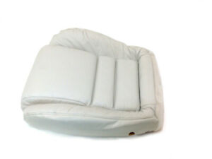 New 94 95 Genuine Ford Mustang White Driver Seat Cushion F4zz6360053cd0