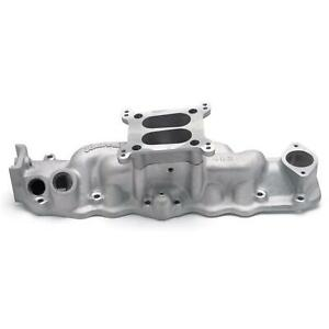 Edelbrock 1107 1949 1953 Ford Flathead Single 4 Barrel Intake