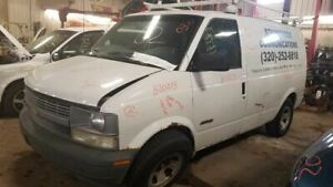 Engine Assembly 4 3l Vin X 8th Digit Fits 2002 Astro 659934