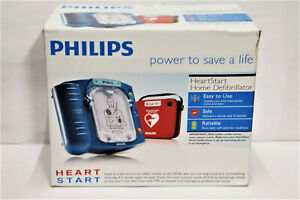 Philips Heartstart Defibrillator Aed Model m5068a 2025 972