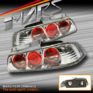 Jdm Crystal Altezza Tail Lights For Honda Prelude Coupe 97 01 Vti r Atts Si