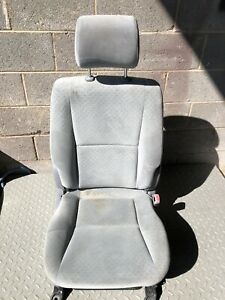2007 Toyota Tacoma Double Cab Front Right Seat Used