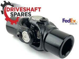 Universal Steering Shaft U Joint 3 4 Bore Weld On For Both Ends