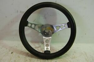 Vintage Hot Rat Rod The 500 12 Steering Wheel By Superior Performance Prod