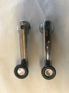 1972 1978 Dodge Pickup Manual Window Handles