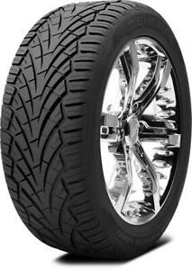 General Grabber Uhp 255 65r16 109h Tire 15477130000 qty 1