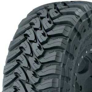 Toyo Open Country M T Lt255 75r17 111 108q 6c Tire 360790 Qty 1