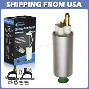 E8845 Electric Universal Diesel Transfer Fuel Pump W install Kit Replacement