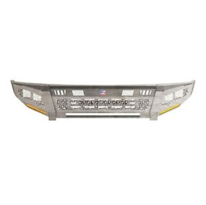 Road Armor 4162df A0 P2 Md Bh Front Bumper For Dodge Ram 10 New