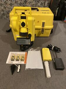 Geomax Zipp02 2 second Digital Theodolite 789310
