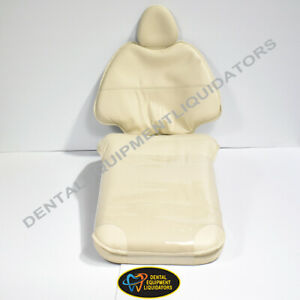 A dec 511 Replacement Cushions For Dental Chair Premium Ultraleather Upholstery