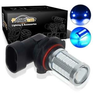9005 Fog Driving Light 33 5730chips High Bright Blue Led Projector Lens 1pc