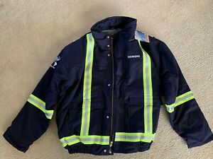 Korbana Westex Flame Resistant Safety Jacket With Reflective Material M405nex