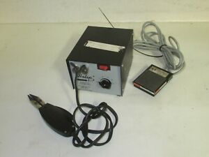 Contact Inc Hotip H 202 Resistance Soldering Station With Triton Tool 867