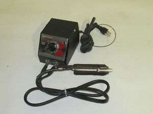 American Beauty 105a3 100w Resistance Soldering Station With Hand Tool 878