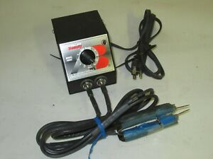 American Beauty 105a3 100w Resistance Soldering Station With Hand Tool 879
