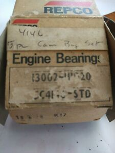 Datsun Cam Bearings 4 Cyl 71 82 Repco 5c4146 Std