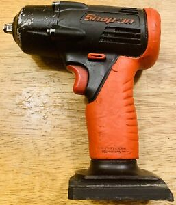 Snap On 3 8 14 4 Cordless Impact Wrench Ct4410 Tool Only