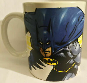 Batman Coffee Mug Glass Ceramic DC Comics & Monogram International Inc. (s04)